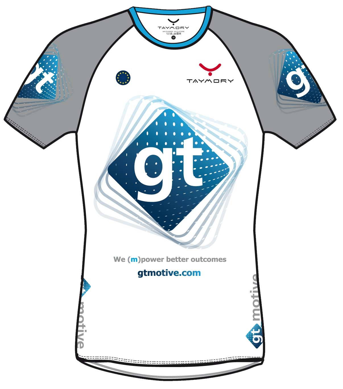CAMISETA GT MOTIVE TAYMORY
